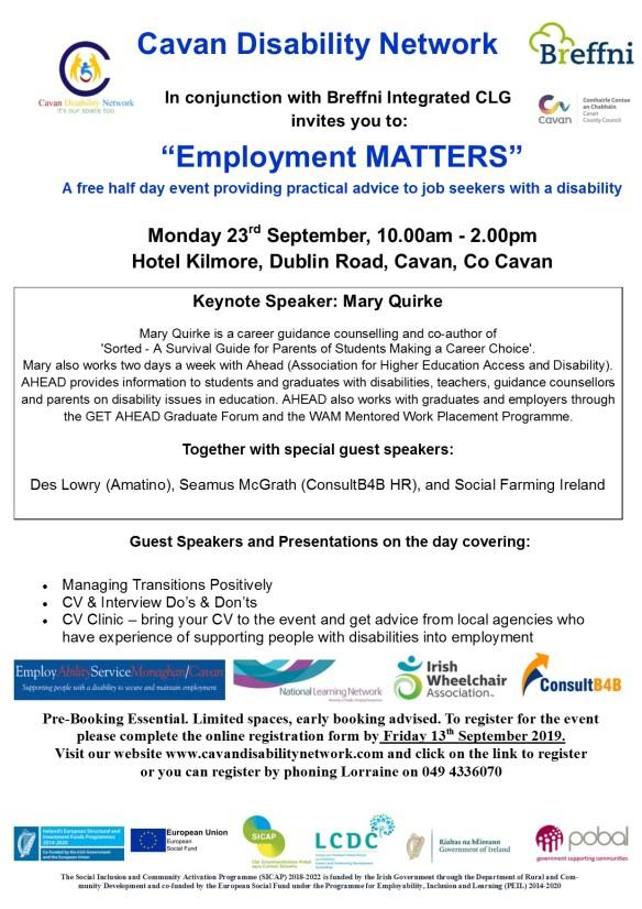Employment MATTERS Event 2019 (1)